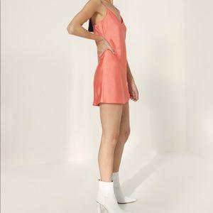 Wilfred Only Mini Slip Dress- LIGHT LILAC
